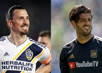 Ibrahimovic and Carlos Vela doubtful for weekend matches