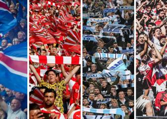 Global derby day fever strikes on Sunday: Rome, Buenos Aires, Glasgow...