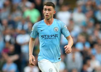 City's Laporte stretchered off against Brighton