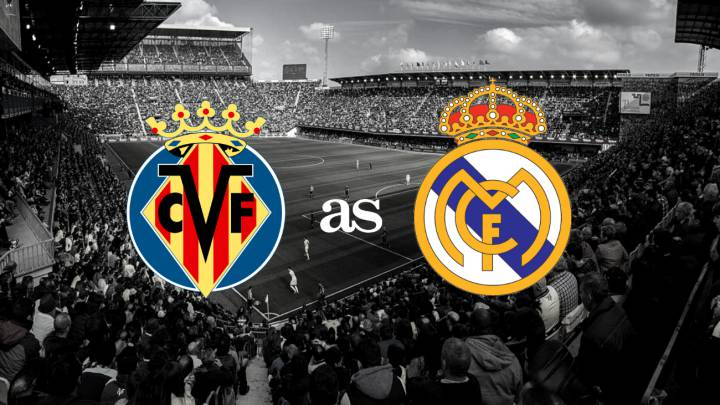 Villarreal Real Madrid How And Where To Watch Times TV Online AS com