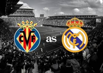 Villarreal-Real Madrid, how and where to watch