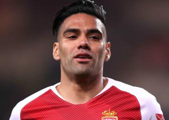 Colombian striker Falcao poised for Galatasaray move