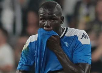 Koulibaly rues own goal but says Napoli will prove strength