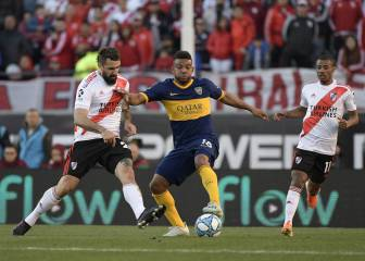 Stalemate at El Monumental as River Plate and Boca draw 0-0