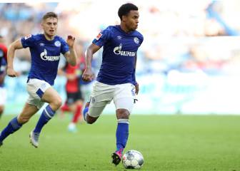 Weston McKennie reaches the big fifty in the Bundesliga