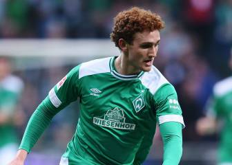 Messi-like: Josh Sargent scores brilliant goal in Bremen's win
