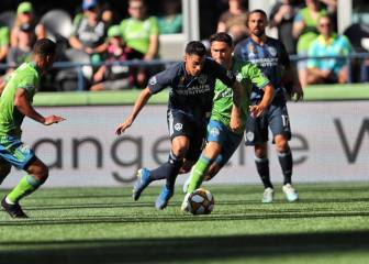 Seattle toast huge win over LA Galaxy