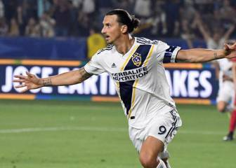 Ibra's strike rate eclipses United strikers' combined figure