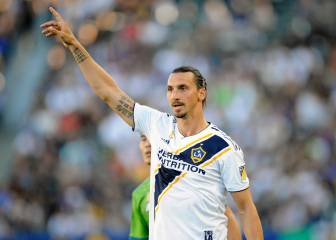 Zlatan wins battle against Carlos Vela and Josef Martinez