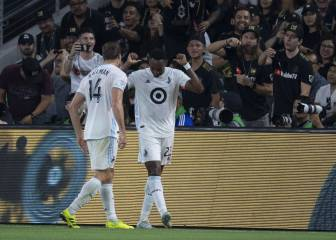Mason Toye named as MLS Player of the Week