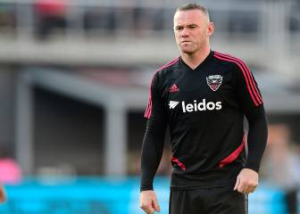 Wayne Rooney's no longer a DC United fan favorite