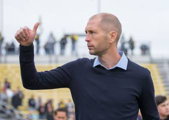 Gregg Berhalter has the key to open Mexico's door