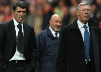 Roy Keane reignites feud with former United boss Sir Alex