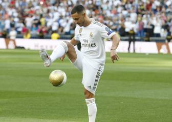 Real Madrid seventh biggest spender in last decade