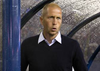 Mexico is slightly ahead of us - Berhalter