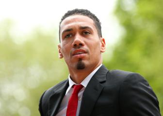Chris Smalling open to making Roma loan permanent