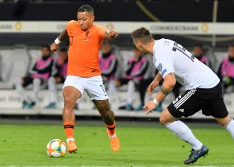 Germany can't tame energetic Netherlands