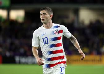 Pulisic to go back to Chelsea after Mexico clash