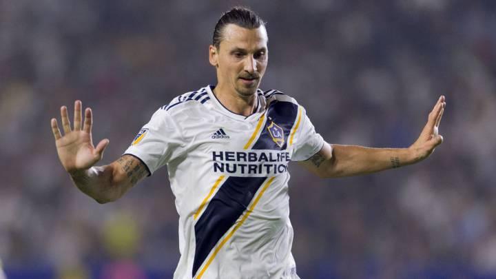 Zlatan Ibrahimovic to change the MLS for the NBA - AS com