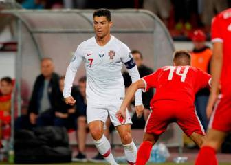 Portugal beat Serbia and edge closer to place at Euro 2020
