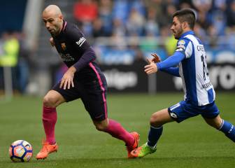 Is the MLS Javier Mascherano's new destiny?
