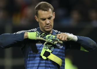 Neuer says he'll retire when he isn't needed anymore