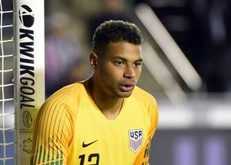 Tim Howard predicts bright future for Zack Steffen with USA