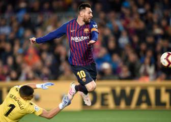 Messi considers the MLS after leaving Barça