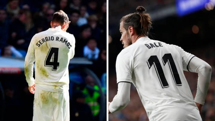 los angeles cdfa9 b0da0 Sergio Ramos defends Real Madrid team mate Gareth Bale - AS.com