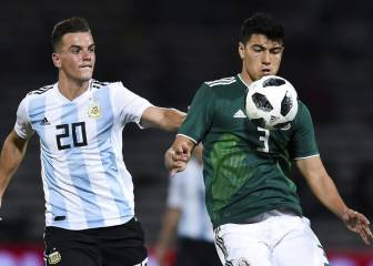 Mexico vs Argentina: how & where to watch