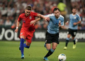 USA draws against Uruguay but fails to convince