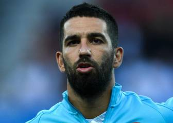 Turkish court sentences Barcelona's Turan to jail over nightclub fight