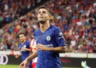 Pulisic to be Chelsea's X-Factor