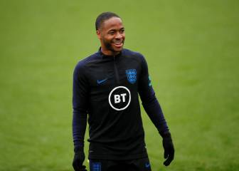 Sterling eyes Messi and Ronaldo goal scoring longevity