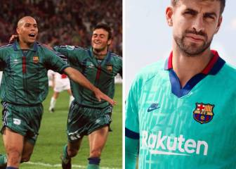 Barça take inspiration from 1997 for new 2019-20 third kit