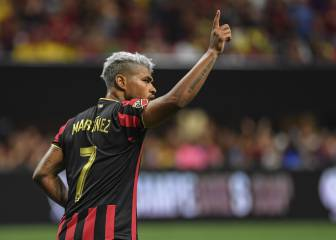 Josef Martinez wins Player of the Month again