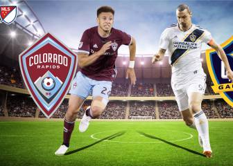 Colorado Rapids vs LA Galaxy: MLS live online