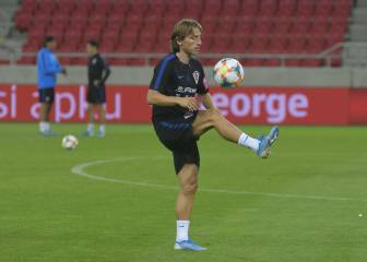 Luka Modric ruled out with groin injury