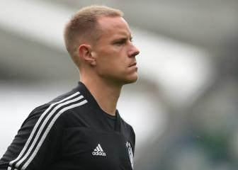 Ter Stegen says international break has been a