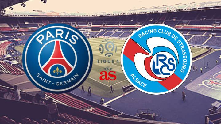 PSG Vs Strasbourg How And Where To Watch Times TV