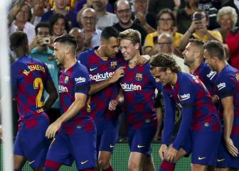 Slick Barcelona put Valencia to the sword in Camp Nou