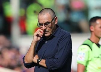 Sarri finds positives in Juventus stalemate