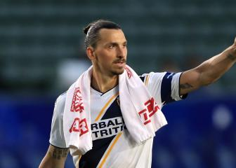 Ibrahimovic: 'Scoring goals is easy, you just have to be like...'