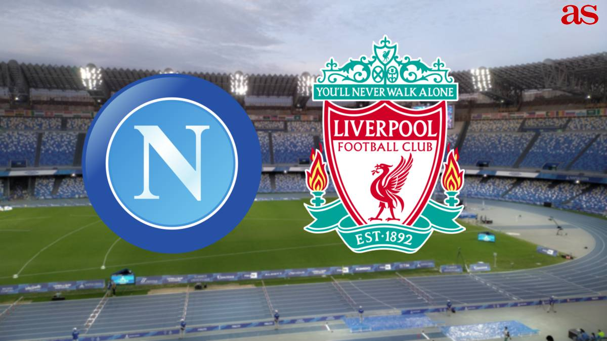 Napoli - Liverpool: how and where to watch - times, tv, online
