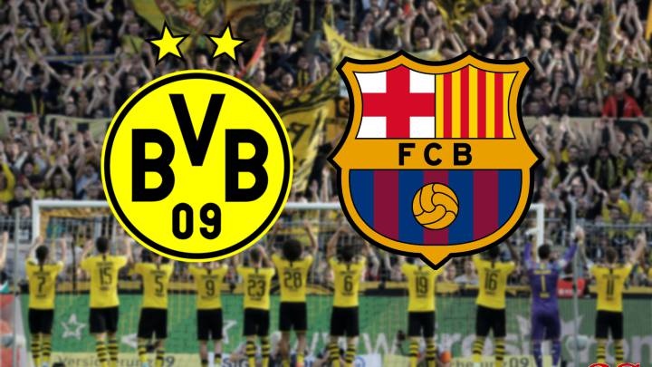 Dortmund Barcelona How And Where To Watch Times Tv Online