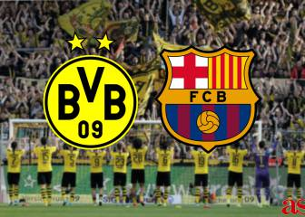 Borussia Dortmund - Barcelona: how and where to watch