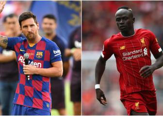 Messi and Mané target Champions League records
