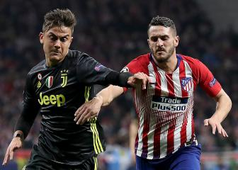 Atlético not chasing revenge against Juventus, says Koke