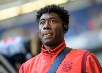 David Alaba to miss Tottenham trip - Kovac confirms