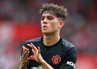 De Gea and Daniel James to miss Europa League opener